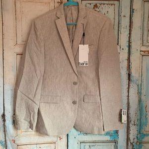 Bar lll beige sports coat two button 38 regular